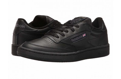 Reebok Lifestyle Club C 85 Int/Black/Charcoal - SALE
