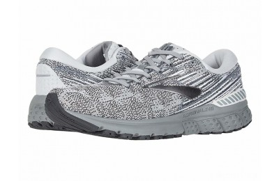Brooks Adrenaline GTS 19 Grey/White/Ebony - SALE