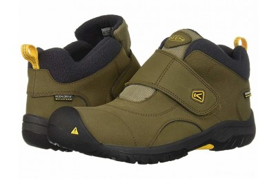 Keen Kids Kootenay II WP (Little Kid/Big Kid) Canteen/Old Gold