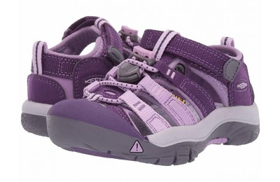 Keen Kids Newport H2 (Toddler/Little Kid) Majesty/Lupine