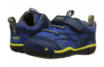 Keen Kids Chandler CNX (Toddler) Blue Opal/Baleine