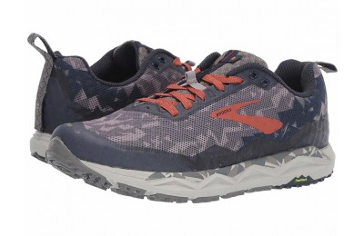 Brooks Caldera 3 Grey/Brick/Navy - SALE