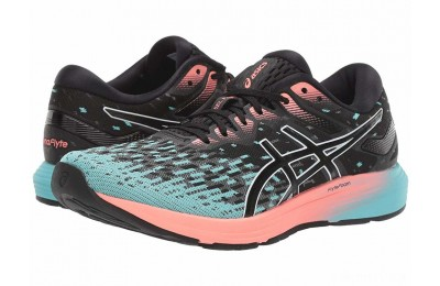 ASICS Dynaflyte 4 Black/Ice Mint - SALE