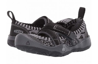 Keen Kids Moxie Sport MJ (Toddler/Little Kid) Black/Magnet