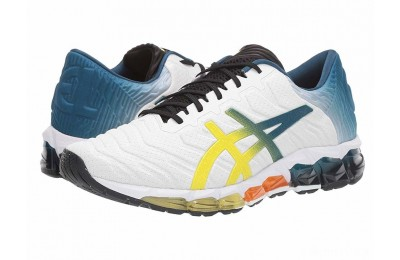 ASICS GEL-Quantum® 360 5 White/Sour Yuzu - SALE