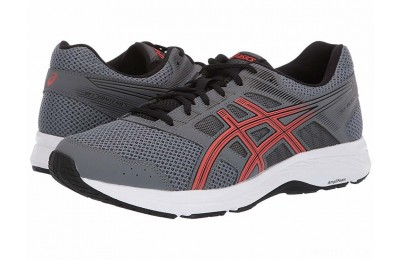 ASICS GEL-Contend® 5 Steel Grey/Red Snapper - SALE