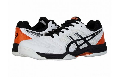 ASICS GEL-Dedicate® 6 White/Black - SALE