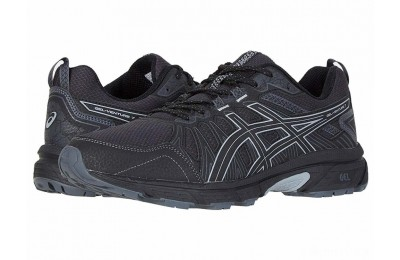ASICS GEL-Venture® 7 Black/Sheet Rock - SALE