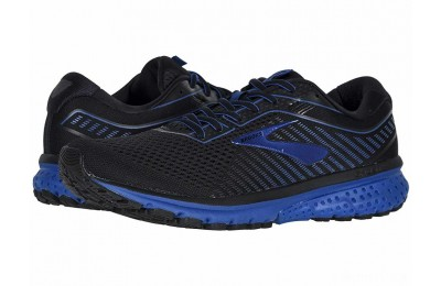 Brooks Ghost 12 Black/True Blue/Black - SALE