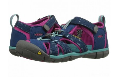 Keen Kids Seacamp II CNX (Little Kid/Big Kid) Poseidon/Very Berry