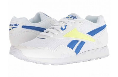 Reebok Lifestyle Rapide MU White/Vital Blue/Lemon Zest/Tin Grey - SALE