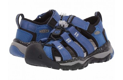 Keen Kids Newport Neo H2 (Toddler/Little Kid) Galaxy Blue/Paloma