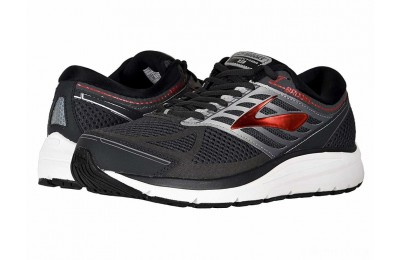 Brooks Addiction 13 Ebony/Black/Red - SALE