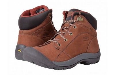 Keen Kaci Winter Mid Waterproof Tortoise Shell/Marsala