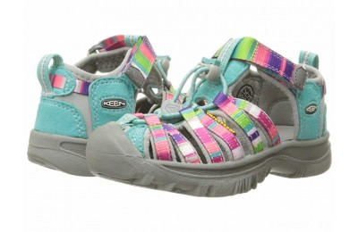 Keen Kids Whisper (Toddler/Little Kid) Raya Fusion