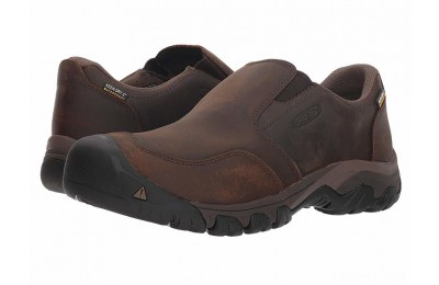 Keen Brixen II WP Dark Earth