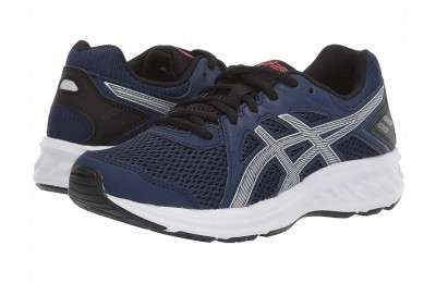 ASICS Kids Jolt 2 GS (Big Kid) Blue Expanse/Silver - SALE