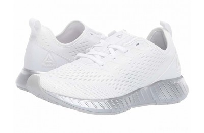 Reebok Flashfilm White/Chrome/Silver - SALE