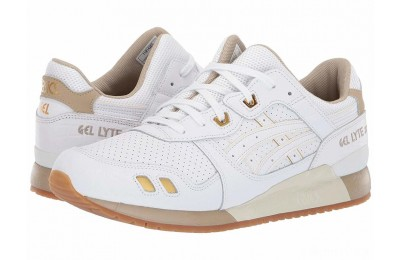 ASICS Tiger Gel-Lyte III White/White - SALE