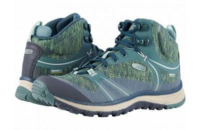 Keen Terradora Mid Waterproof Duck Green/Quiet Green