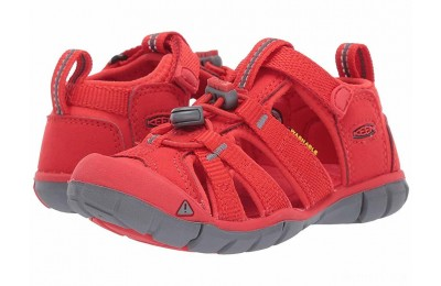 Keen Kids Seacamp II CNX (Toddler/Little Kid) Fiery Red