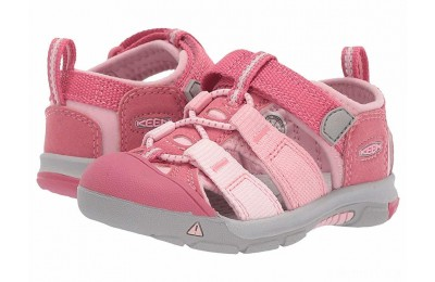 Keen Kids Newport H2 (Toddler) Rapture Rose/Powder Pink