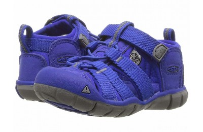 Keen Kids Seacamp II CNX (Toddler) Bright Blue