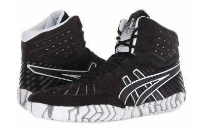 ASICS Aggressor 4 Black/Black - SALE