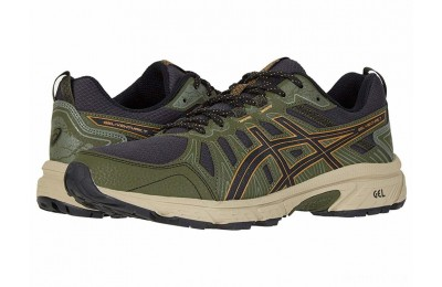 ASICS GEL-Venture® 7 Black/Tan Presidio - SALE