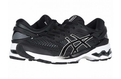 ASICS GEL-Kayano® 26 Black/White - SALE
