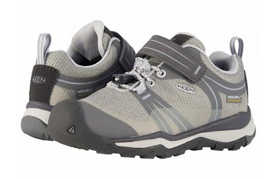 Keen Kids Terradora Low WP (Toddler/Little Kid) Gargoyle/Magnet