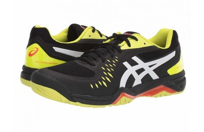 ASICS Gel-Challenger 12 Black/Sour Yuzu 2 - SALE