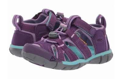 Keen Kids Seacamp II CNX (Toddler/Little Kid) Majesty/Tibetan Stone