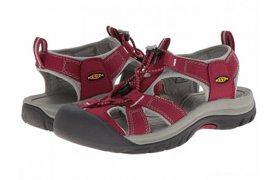 Keen Venice H2 Beet Red/Neutral Gray