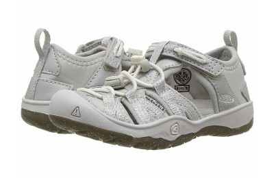 Keen Kids Moxie Sandal (Toddler/Little Kid) Silver