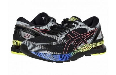 ASICS GEL-Nimbus® 21 Lite-Show Black/Blue - SALE