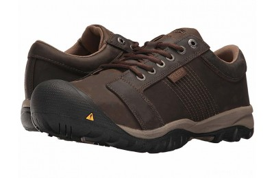 Keen Utility La Conner AT ESD Cascade Brown