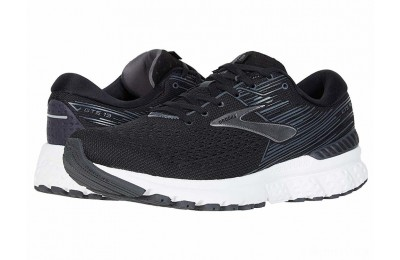 Brooks Adrenaline GTS 19 Black/Ebony/Silver - SALE