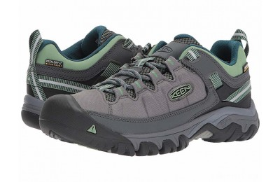 Keen Targhee Exp WP Steel Grey/Basil