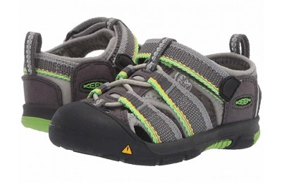 Keen Kids Newport H2 (Toddler) Racer Gray