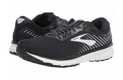 Brooks Ghost 12 Black/Ebony/White - SALE