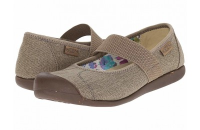 Keen Sienna MJ Canvas Brindle
