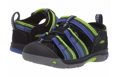 Keen Kids Newport H2 (Toddler) Racer Black