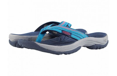 Keen Kona Flip Lake Green/Dress Blues