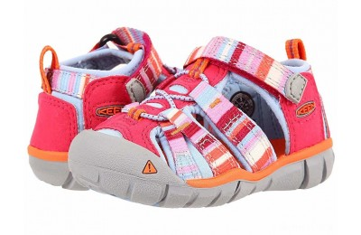 Keen Kids Seacamp II CNX (Toddler) Bright Rose Raya