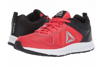 Reebok Kids Almotio 4.0 (Little Kid/Big Kid) Red/Black/White/Silver - SALE