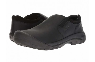 Keen Austin Casual Slip-On Black