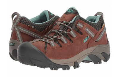 Keen Targhee II WP Dark Earth/Wasabi