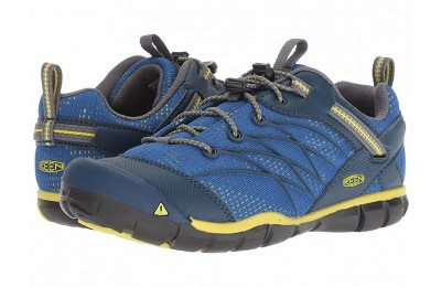 Keen Kids Chandler CNX (Little Kid/Big Kid) Blue Opal/Baleine