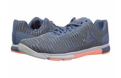 Reebok Speed TR Flexweave Blue Slate/Spirit White/Digital Pink - SALE